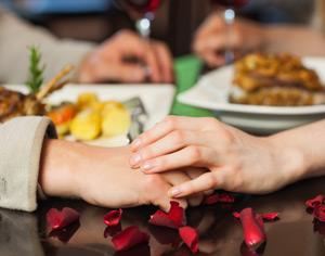 Romantisches Abendessen - Tipps und Angebote