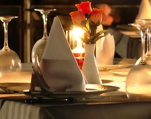 Candle Light Dinner in Hildesheim